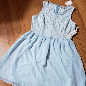 NWT Altar'd State blue dress